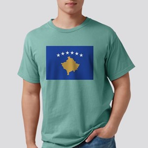Kosovo - National Flag - Current Mens Comfort Colo